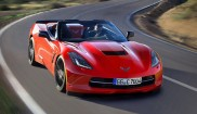 Chevrolet Corvette Stingray Convertible EU-Version - 2014