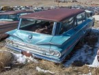Chevrolet 4 dr station wagon