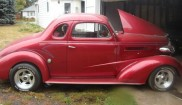 Chevrolet 5W Coupe