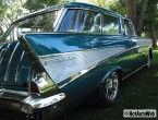 Chevrolet Bel Air 2 door wagon