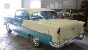 Chevrolet Bel Air 4 door hardtop