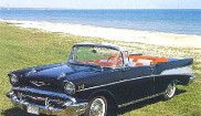 Chevrolet Bel Air 2 Convertible