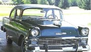 Chevrolet Bel Air 2-dr