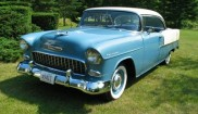Chevrolet Bel Air 2dr Hardtop