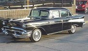 Chevrolet Bel Air 4dr