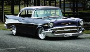 Chevrolet Bel Air Custom Coupe