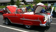 Chevrolet Bel Air shorty
