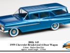 Chevrolet Brookwood 4dr wagon