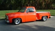 Chevrolet C-10 Stepside Pickup