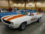 Chevrolet Camaro RSSS pace car conv