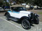 Chevrolet Capitol roadster
