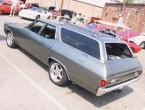 Chevrolet Chevelle 300 2dr wagon
