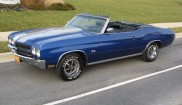 Chevrolet Chevelle SS Convertible