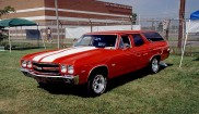 Chevrolet Chevelle SS Wagon