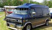 Chevrolet Chevyvan 10 conversion van