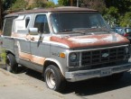 Chevrolet Chevyvan 20 - Mark III conversion