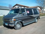 Chevrolet Chevyvan 20 conversion van