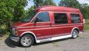 Chevrolet Chevyvan 30 - Mark III conversion