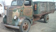 Chevrolet COE Cab Over Engine