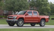 Chevrolet Colorado LT Z71 Crew Cab