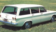 Chevrolet Corvair 700 Lakewood wagon