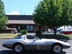 Chevrolet Corvette 25th anniversary edition