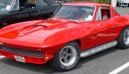 Chevrolet Corvette 454 coupe