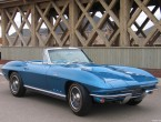 Chevrolet Corvette C2 Sting Ray Cabrio