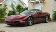 Chevrolet Corvette C5 50th anniversary edition