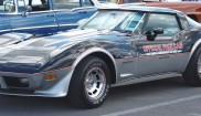 Chevrolet Corvette pace car conv