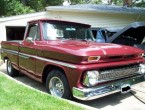 Chevrolet Custom 10 Fleetside