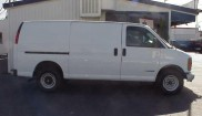 Chevrolet Express 2500 Cargo 1WT