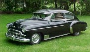 Chevrolet Fleetline Deluxe Coupe