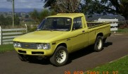 Chevrolet Luv 22 GLS Work Crew Cab