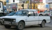 Chevrolet Luv DLX 2300 Space Cab