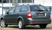 Chevrolet Optra Estate