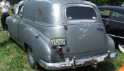 Chevrolet Panel Delivery with a 1952 Gril