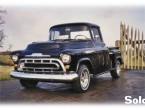 Chevrolet Pick Up Stepside