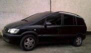 Chevrolet Zafira CD 20