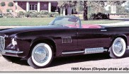 Chrysler Falcon concept car