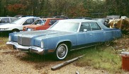 Chrysler New Yorker Brougham HT sedan