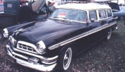 Chrysler New Yorker Town Country wagon