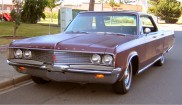 Chrysler Newport 4dr