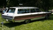 Chrysler Newport Town Country wagon