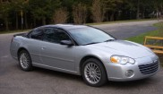 Chrysler Sebring Coupe Convertible 25L V6