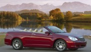 Chrysler Sebring Limited Convertible