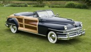 Chrysler Town Country Convertible