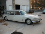 Citroen DS21 break