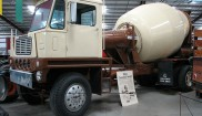 Cook Brothers M310 Half-Cab and Chassis with 604 Callenge Mixer