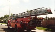 Crown Aerial Ladder